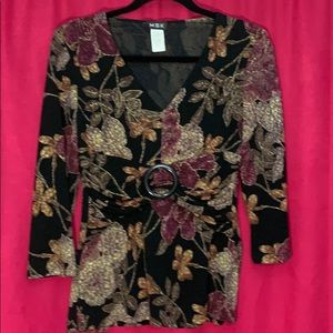 👠MSK Top Size Small